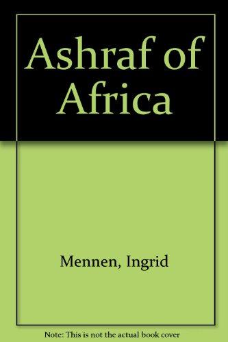 9780864861573: Ashraf of Africa