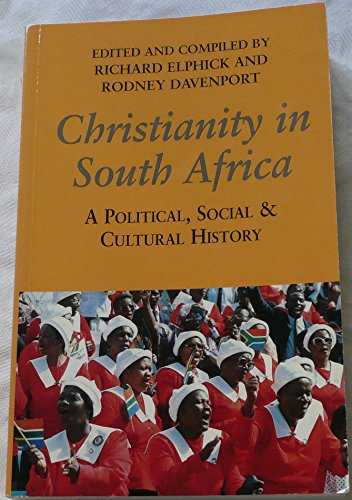 9780864863065: Christianity in South Africa: A Political, Social, and Cultural History (Perspectives on Southern Africa)
