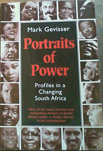 9780864863140: Portraits of Power: Profiles of a Changing South Africa