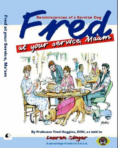 9780864865465: Fred: At Your Service, Ma'am