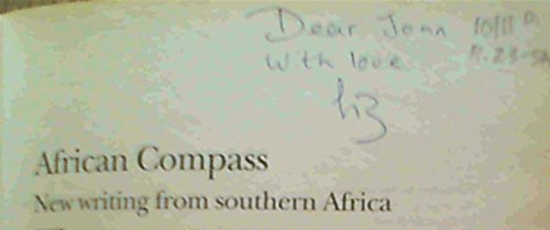 9780864865809: African Compass: New Writing from Southern Africa