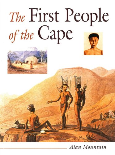 9780864866233: First People of the Cape: Cape Heritage Series