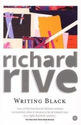 9780864867803: Writing black