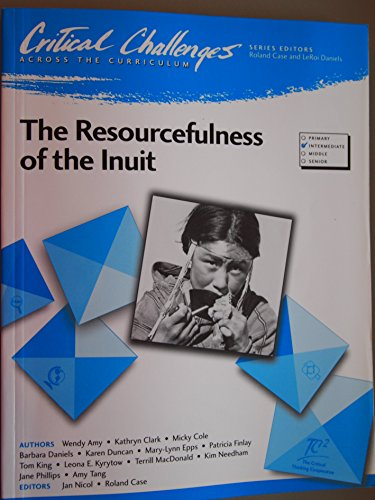 The Resourcefulness of the Inuit: Amy Tang, Barbara