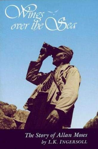 9780864921017: Wings Over the Sea: The Story of Allan Moses