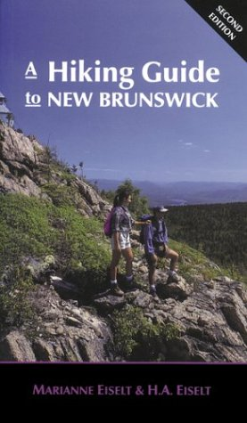 9780864921888: A Hiking Guide to New Brunswick