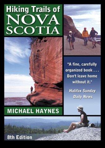 9780864922915: Hiking Trails of Nova Scotia