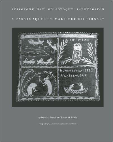 9780864925275: A Passamaquoddy-Maliseet Dictionary / Peskotomuhkati Wolastoqewi Latuwewakon