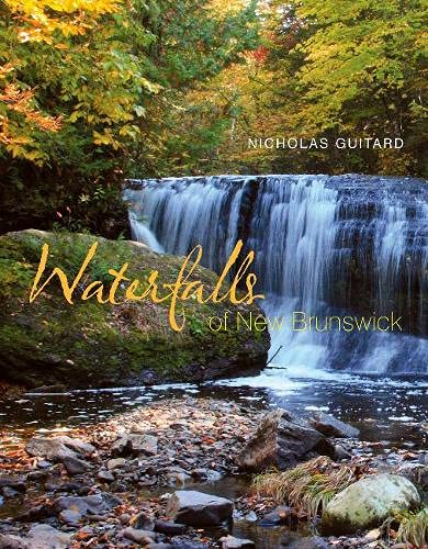 9780864925435: Waterfalls of New Brunswick