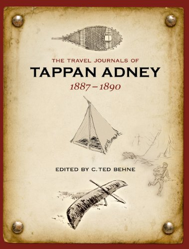 9780864926289: The Travel Journals of Tappan Adney, 1887-1890