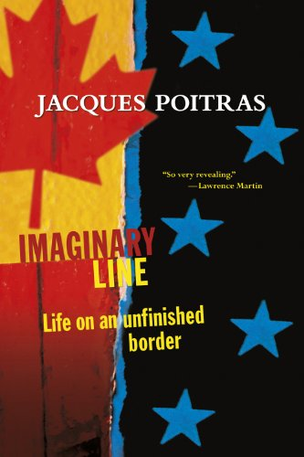 9780864926500: Imaginary Line: Life on an Unfinished Border