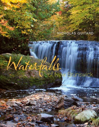 9780864927330: Waterfalls of New Brunswick