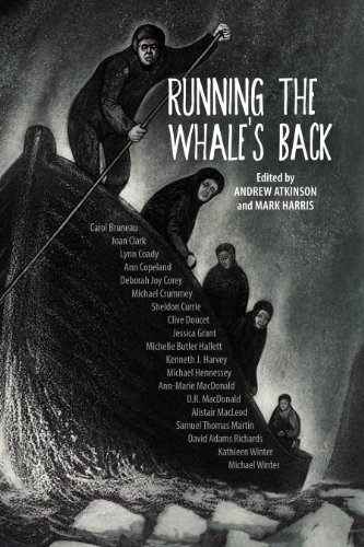 9780864929136: Running the Whale's Back: Stories of Faith and Doubt from Atlantic Canada