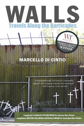 9780864929174: Walls: Travels Along the Barricades