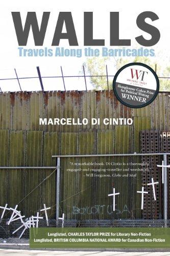 9780864929174: Walls: Travels Along the Barricades