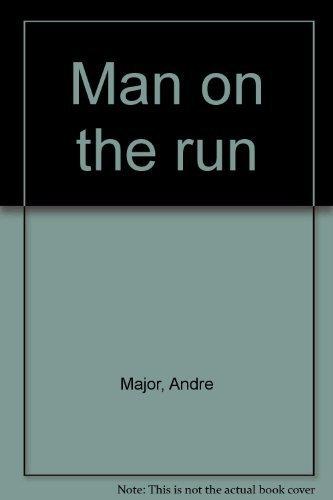 9780864950352: Man on the run
