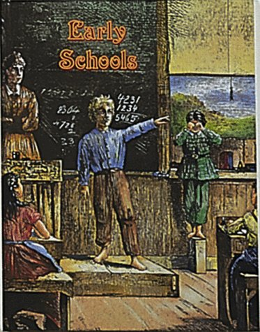 9780865050143: Early Schools (Early Settler Life)