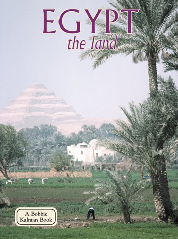 9780865052321: Egypt the Land (Lands, Peoples, & Cultures (Hardcover))