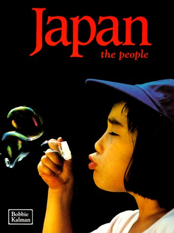 9780865052857: Japan the People (Lands, Peoples and Cultures Series)