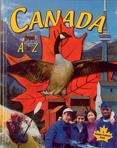 Canada from A to Z (Alphabasics): Kalman, Bobbie