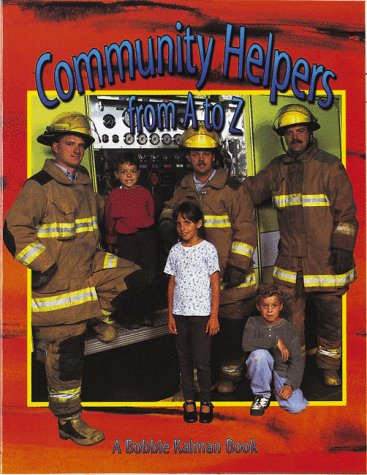 9780865054042: Community Helpers from A to Z (AlphaBasiC's S.)