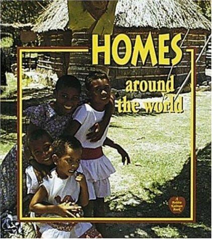 9780865057098: Homes Around the World (Crabapples)