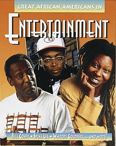 9780865058132: Great African Americans in Entertainment (Outstanding African Americans)