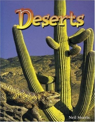 9780865058392: Deserts (Wonders of Our World)
