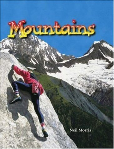 9780865058415: Mountains (Wonders of Our World)