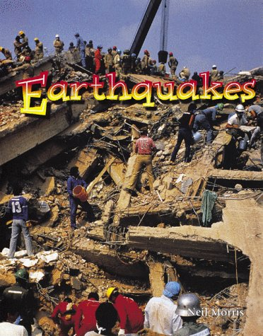 9780865058446: Earthquakes (Wonders of Our World)