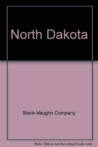 North Dakota (9780865142909) by Steck-Vaughn Company