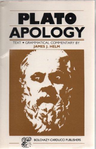 9780865160057: Plato: Apology