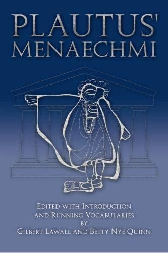 9780865160071: Plautus: Menaechmi