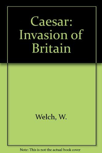 9780865160088: Caesar: Invasion of Britain