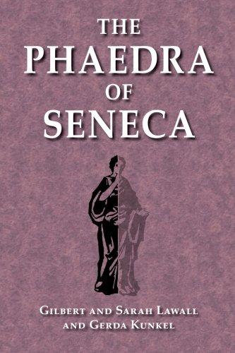 9780865160163: The Phaedra of Seneca (Latin Edition)