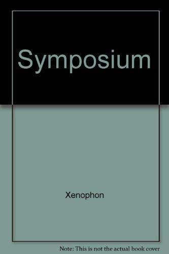 Xenophon Symposium: Winans, Samuel R.
