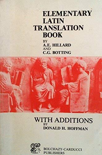 9780865160552: Elementary Latin Translation Book