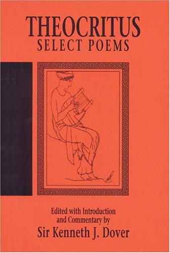 9780865162044: Theocritus: Select Poems