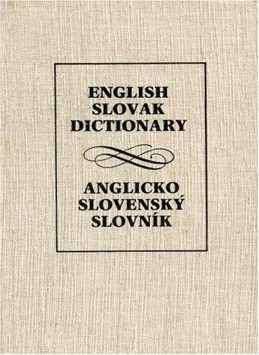 9780865162266: English Slovak Dictionary (English and Slovak Edition)