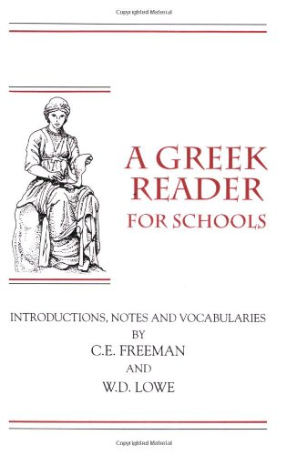 9780865162679: A Greek Reader for Schools