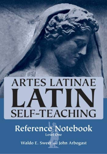 9780865162952: Artes Latinae: Reference Notebook, Level 1