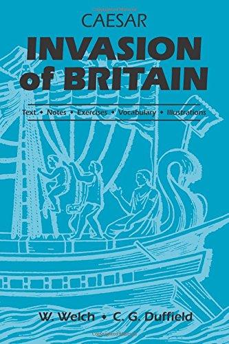 9780865163348: Caesar: Invasion of Britain