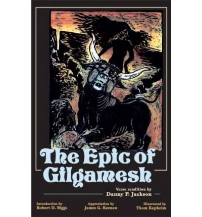 9780865163515: Epic of Gilgamesh