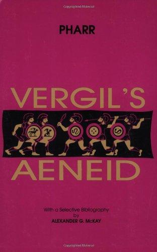 9780865164215: Vergil's Aeneid