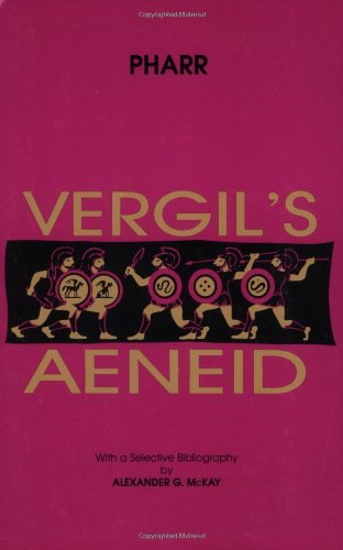 9780865164215: Vergil's Aeneid, Books I-VI (Latin Edition) (Bks. 1-6) (English and Latin Edition)