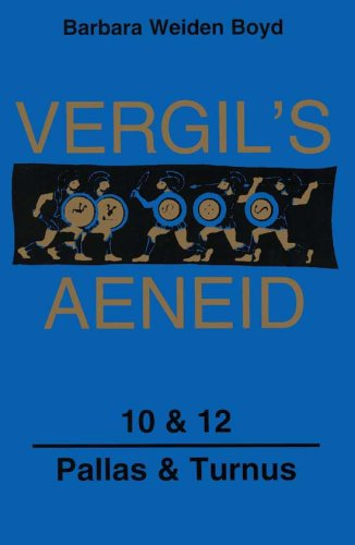 9780865164284: Teacher's Guide for Vergil's Aeneid, 10 & 12: Pallas & Turnus (Bks.10 & 12) (