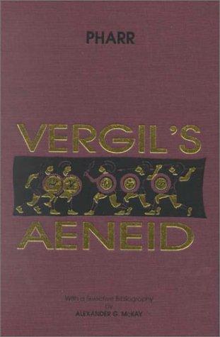 9780865164338: Vergil's Aeneid (Latin Edition)