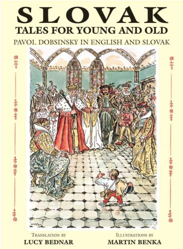 9780865165311: Slovak Tales for Young and Old: Pavol Dobsinsky in English and Slovak