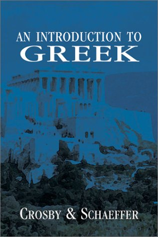 9780865165540: An Introduction to Greek