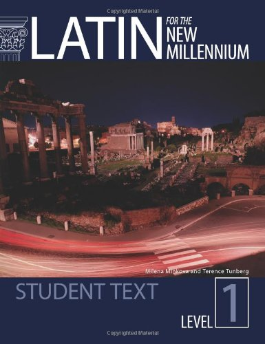 9780865165601: Latin for the New Millennium: Student Text (Latin Edition)